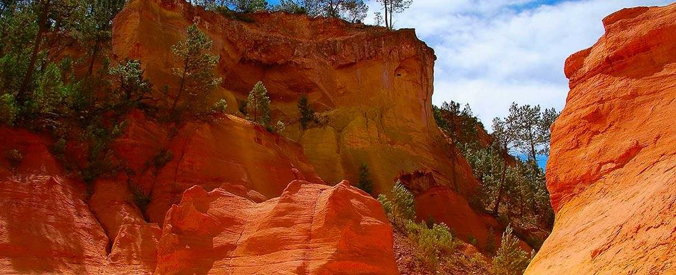 Canyon provence